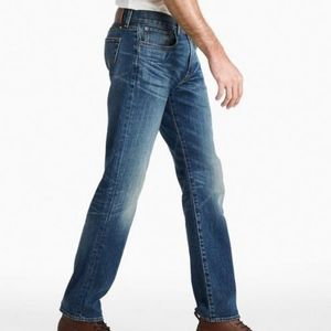 Lucky Brand 121 Heritage Slim fit 33x29